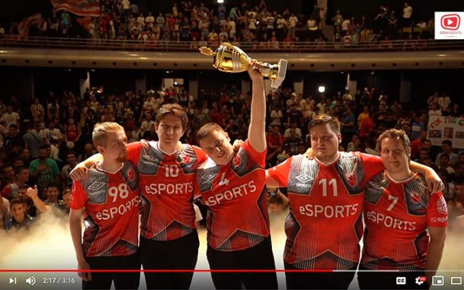 CZVESPORT EBL FINALE | Šampioni!