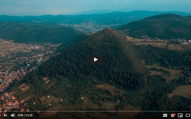 Bosanska Piramida Sunca - Volonteri ENG